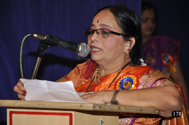Mrs. Sheetal Raote – Ex- Head Mistress  of Primary Semi English
