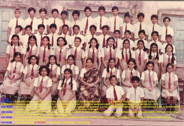 8 A batch - 1987