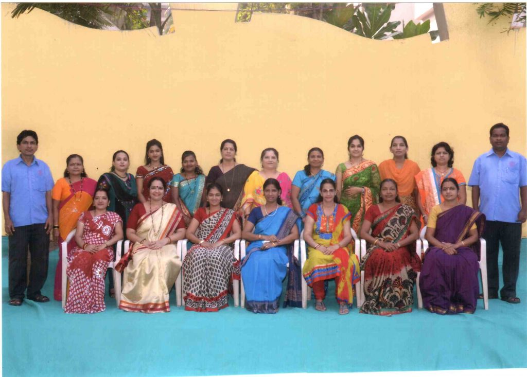 AFAC Primary English Staff in 2014