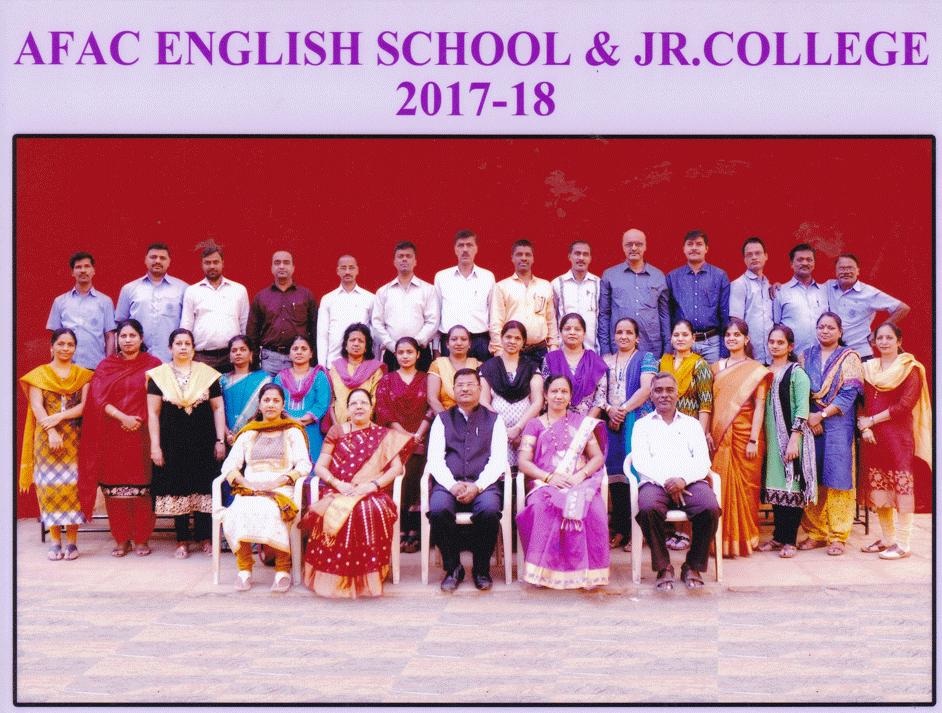 AFAC Staff in 2017