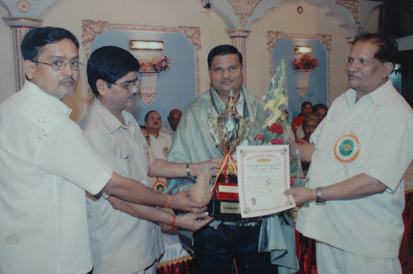 Bhagwandeen Shukla Adarsh Shikshak Puraskar to Pawar Sir