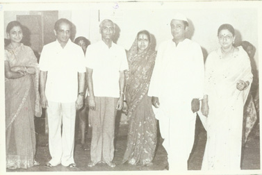 Mrs. & Dr. H D Patil, Mr. & Mrs. Mandlecha, Mr. & Mrs. Dudhat
