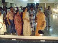 Visit of Social Activist Medha Patkar in AFAC for Chembur Festival