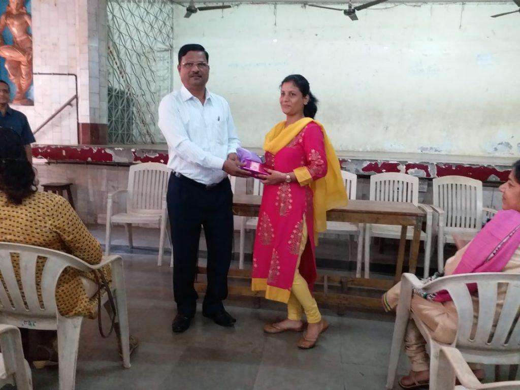 Second Prize - Mrs. Reetika Kothiyal