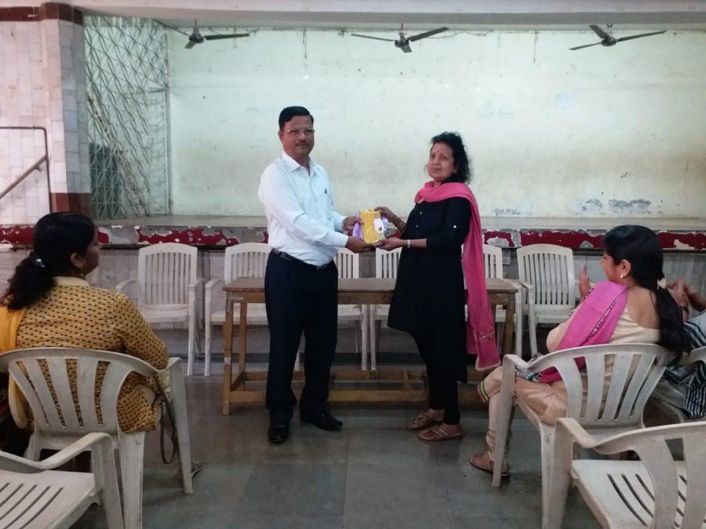 Special Prize - Mrs. Shradha Bhatkar
