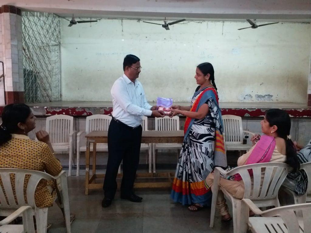 Special Prize - Mrs. Lakshmi Iyer