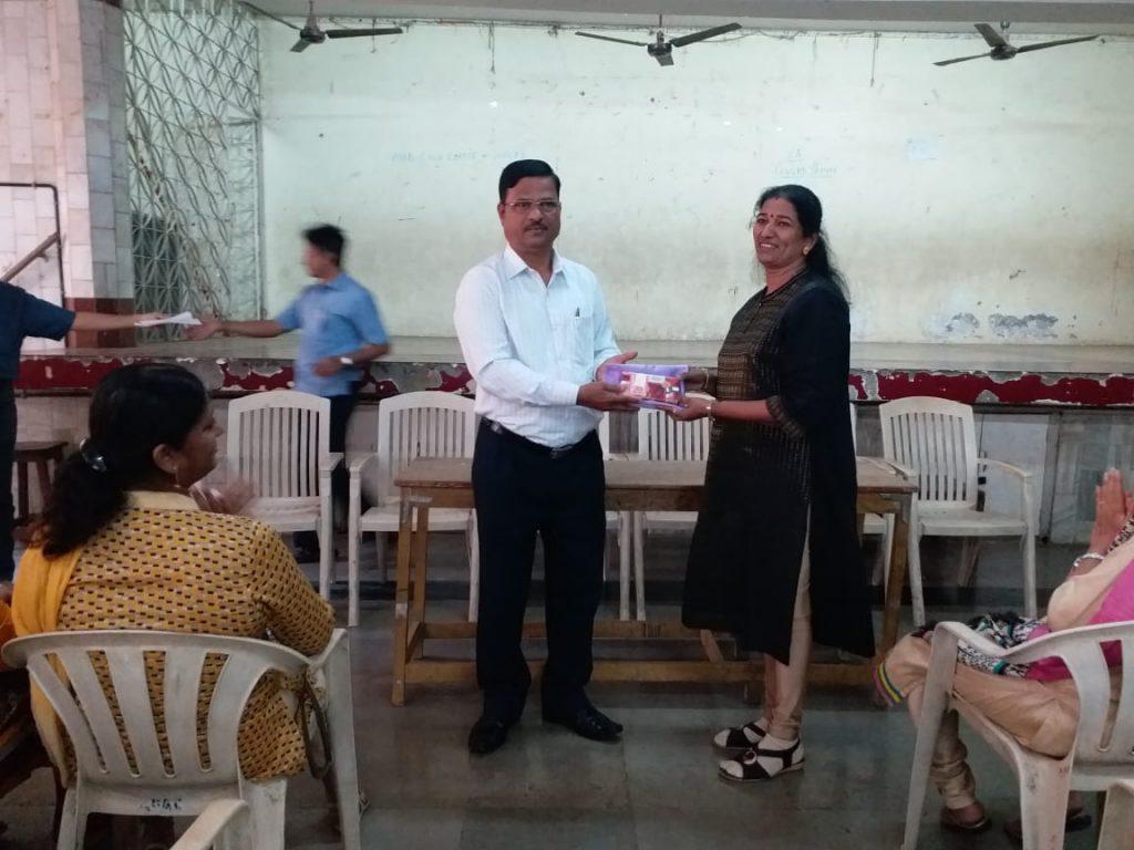Special Prize - Mrs. Manisha Rane
