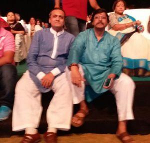 With M L A Shri. Prakash Phaterpekar
