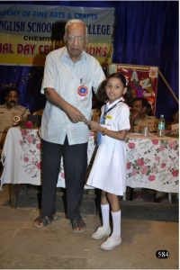 Respected Thomare sir at our Annual Day Pic 2