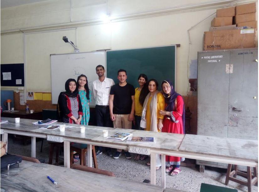 Training program for teachers from Turtuk  - Ladakh