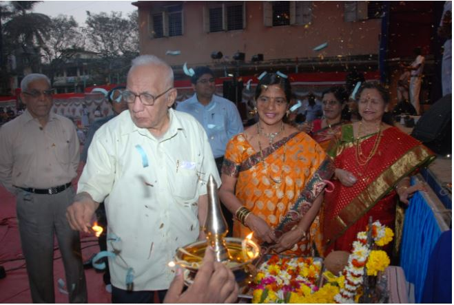 Respected Thomare sir at our Annual Day Pic 8