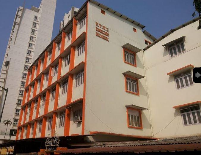 AFAC English School & Jr. College Main building