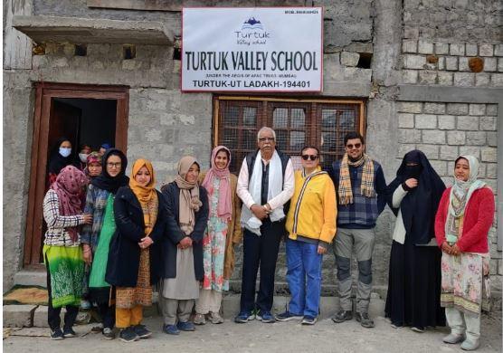 Turtuk Valley School