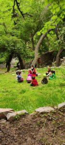 9Community Classes of Turtuk Valley School